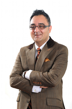 Thalej Vasishta, Group Chief Executive/Solicitor at Paragon Group